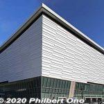 Ariake Arena dedication ceremony
