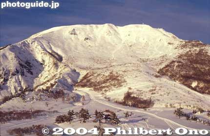 Mt. Ibuki