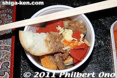 B-kyu food