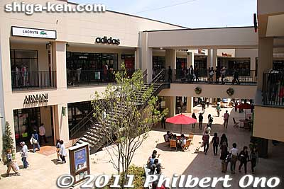 Mitsui Outlet Park, Ryuo
