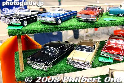 how to make a lowrider model car